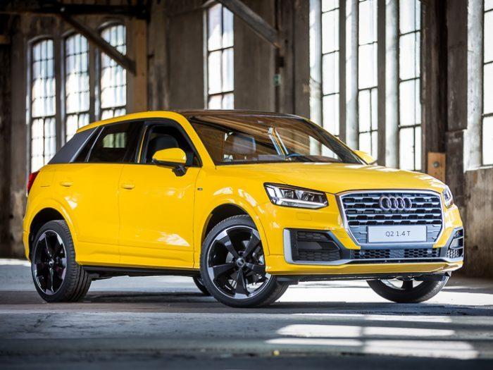 Audi Q2 Werbespot
