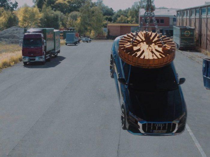 Audi Rettung
